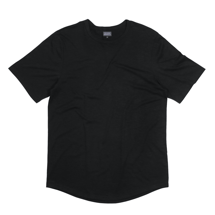 Premium Scallop Basic - Black