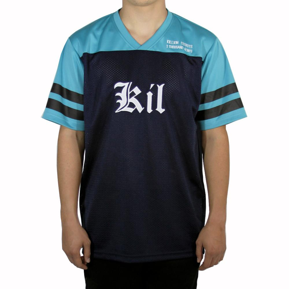 KIL Football Jersey - Teal