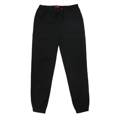 Fremont Pants - Stretch Black Twill
