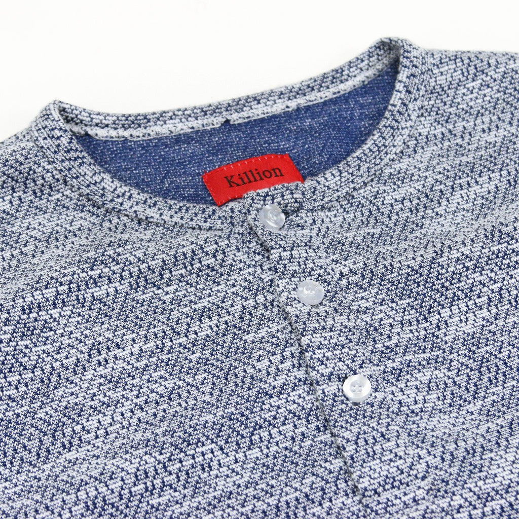 Quard Madison Henley - Blue