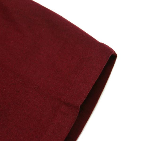 Woolworth Shorts - Burgundy