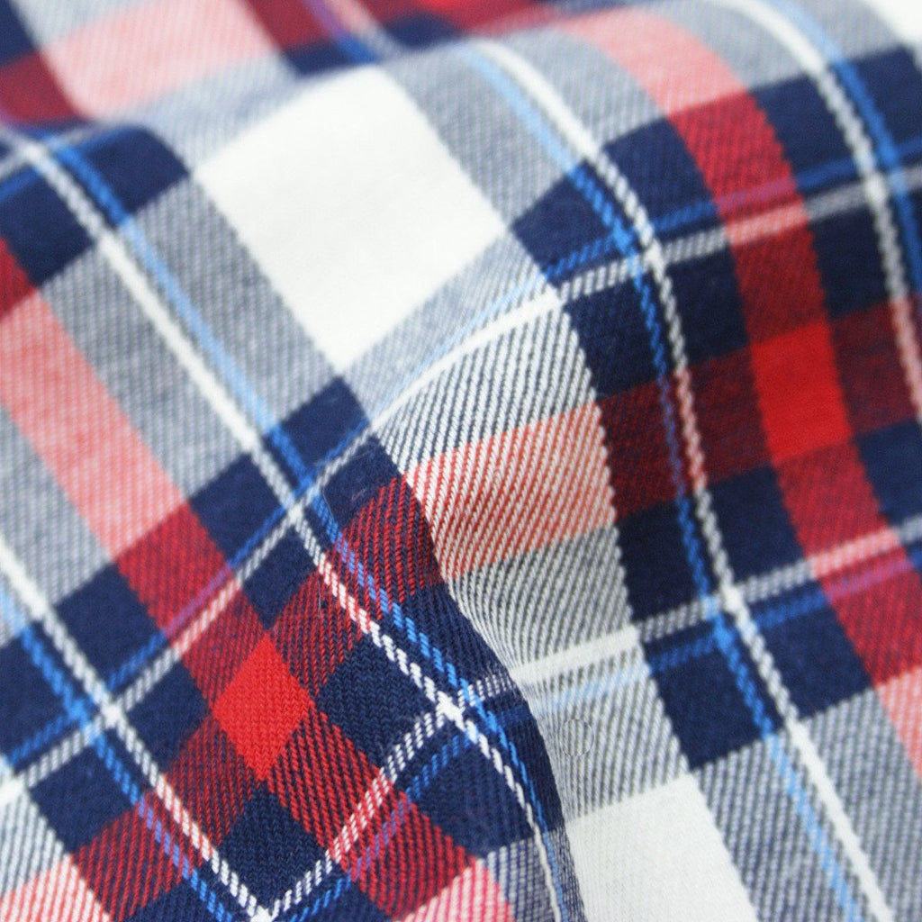 Rivington Flannel S/S Buttonup
