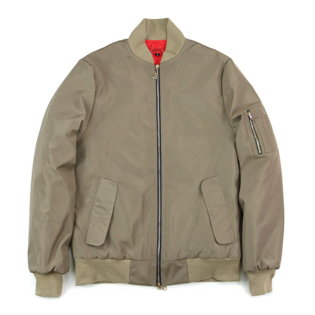Standard Issue FA15 MA-1 Bomber Jacket - Army (sold out)