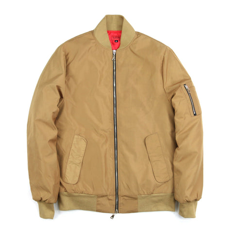 MA-1 Bomber Jacket - Brown