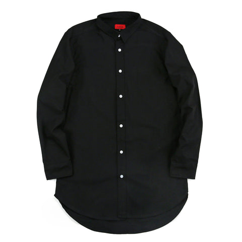 Eldridge Oxford Buttonup - Black