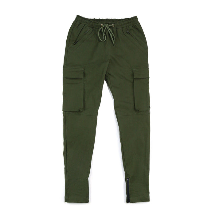 Cargo Twill Trackers - Olive