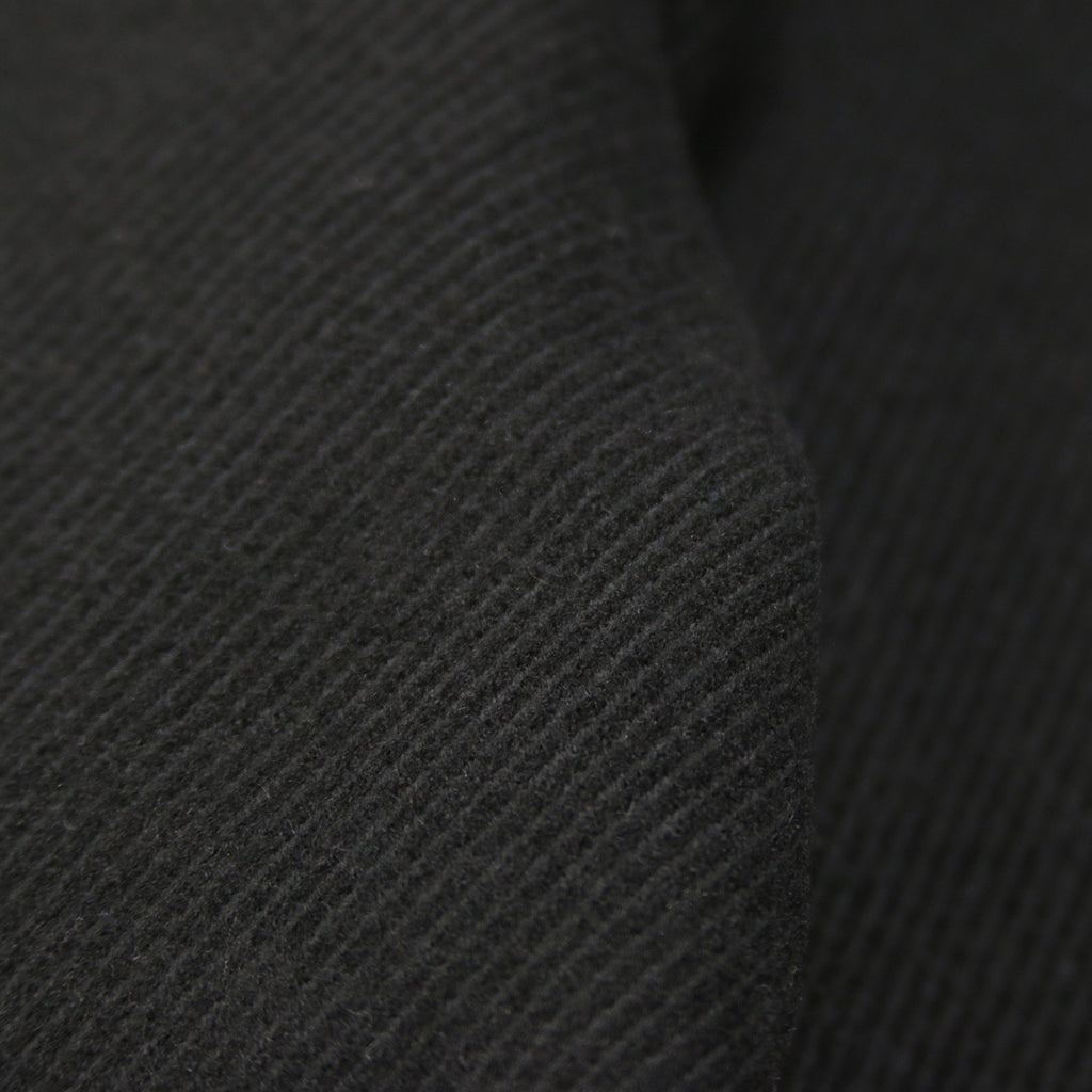 Wool Coat - Black