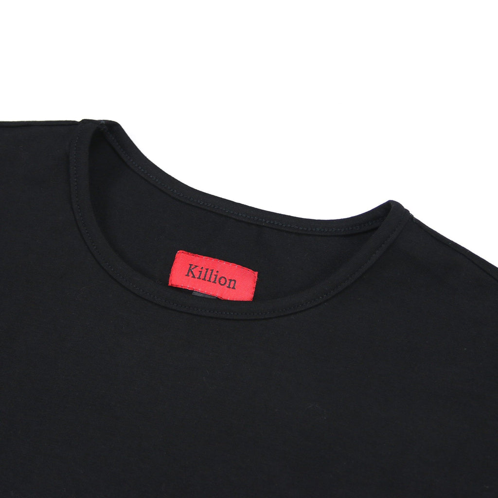 Scalloped SS Essential 2.0 - Black