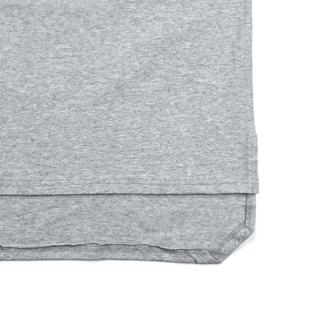 UNI SS Essential - Heather Grey