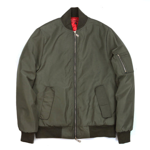 Standard Issue MA-1 Bomber Jacket - Olive (Preorder - expired)
