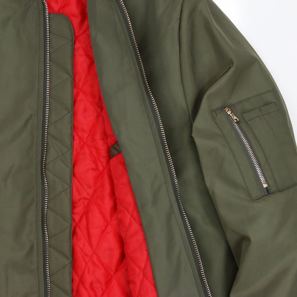 Standard Issue MA-1 Bomber Jacket - Olive