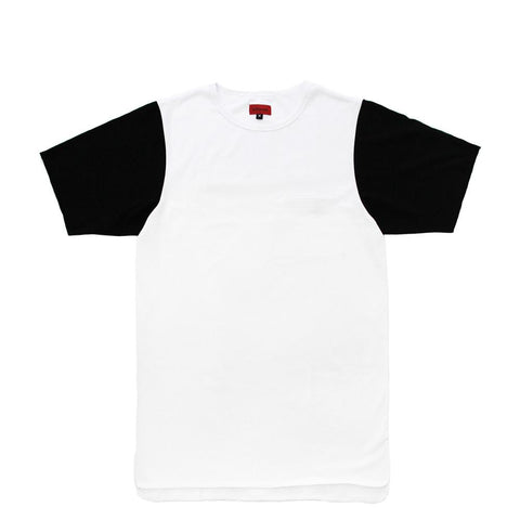 Basic Essential Shirt - White/Black
