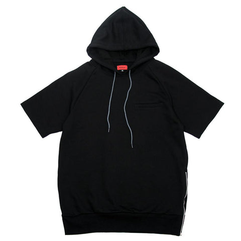 Gramercy French Terry S/S Hoody - Black