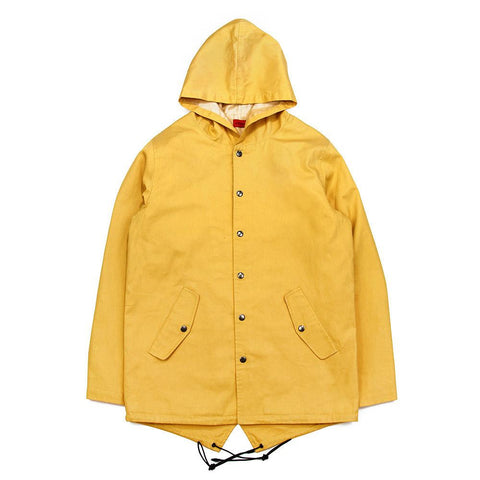 Pieta Fishtail Jacket - Yellow (preorder - archive)