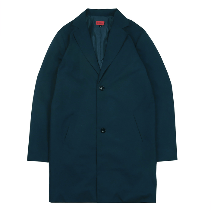 Lightweight Composite Coat - Navy