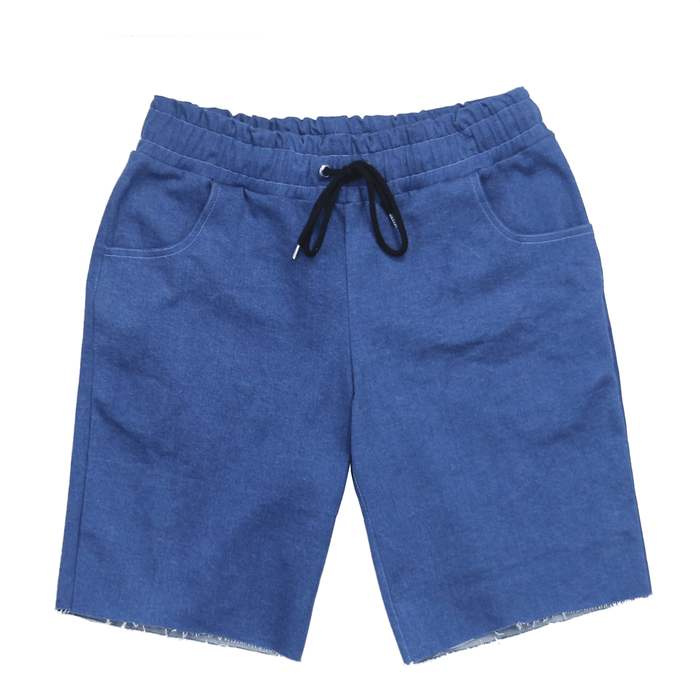 Raw Essential Denim Shorts