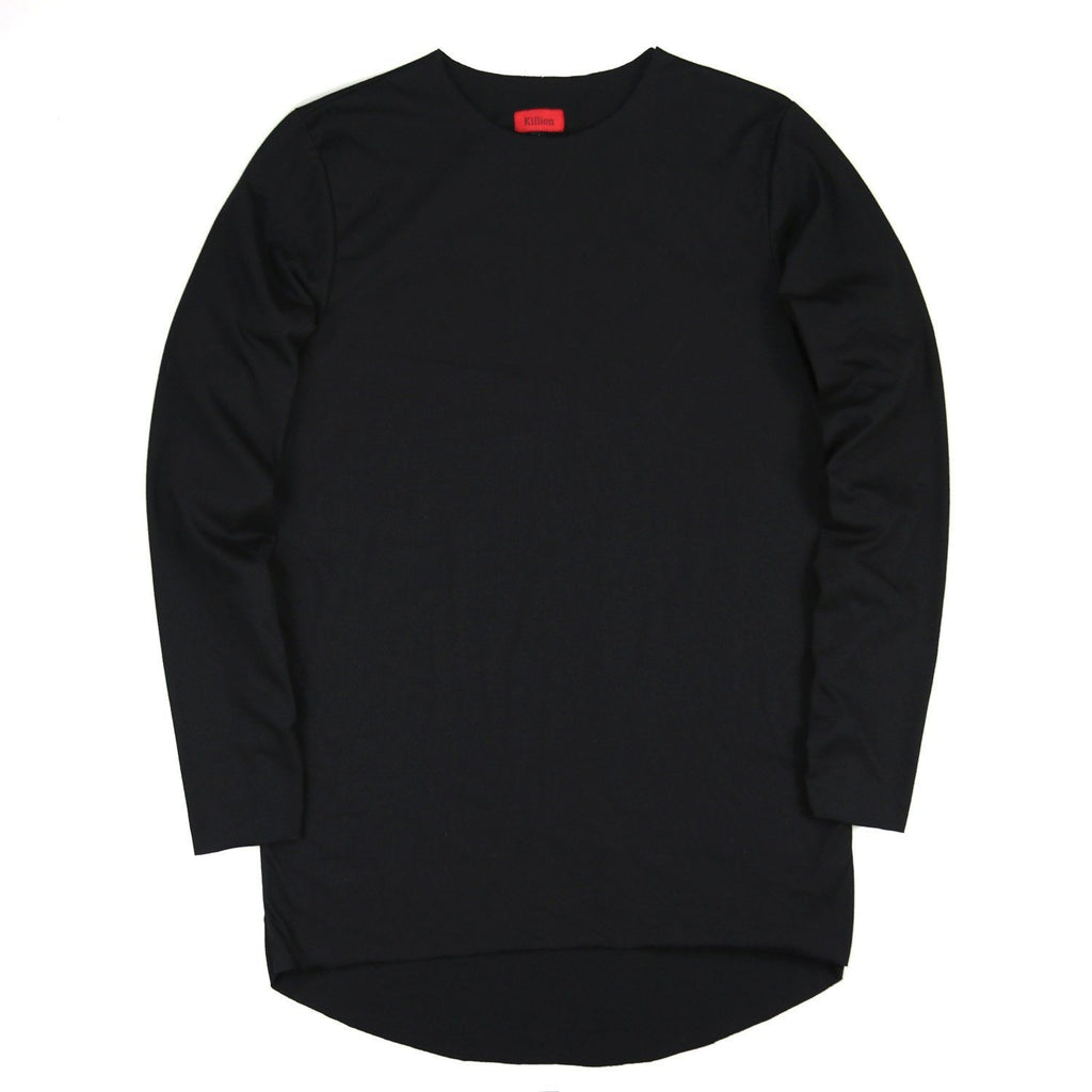 Raw Essential Long Sleeve - Black