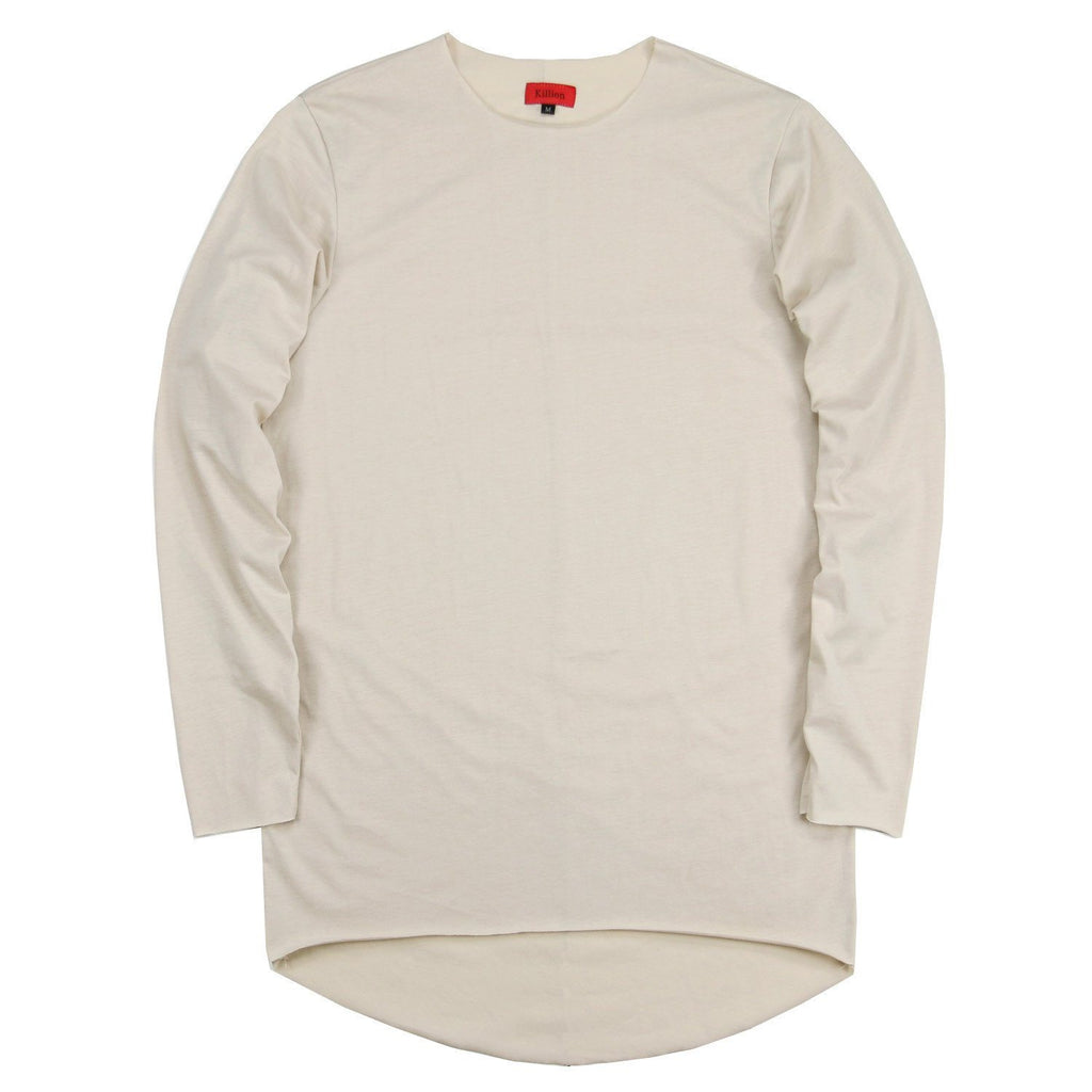 Raw Essential Long Sleeve - Ivory