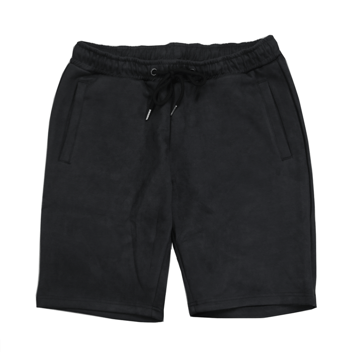 Suede Butter Shorts - Black (05.14.20 Release)