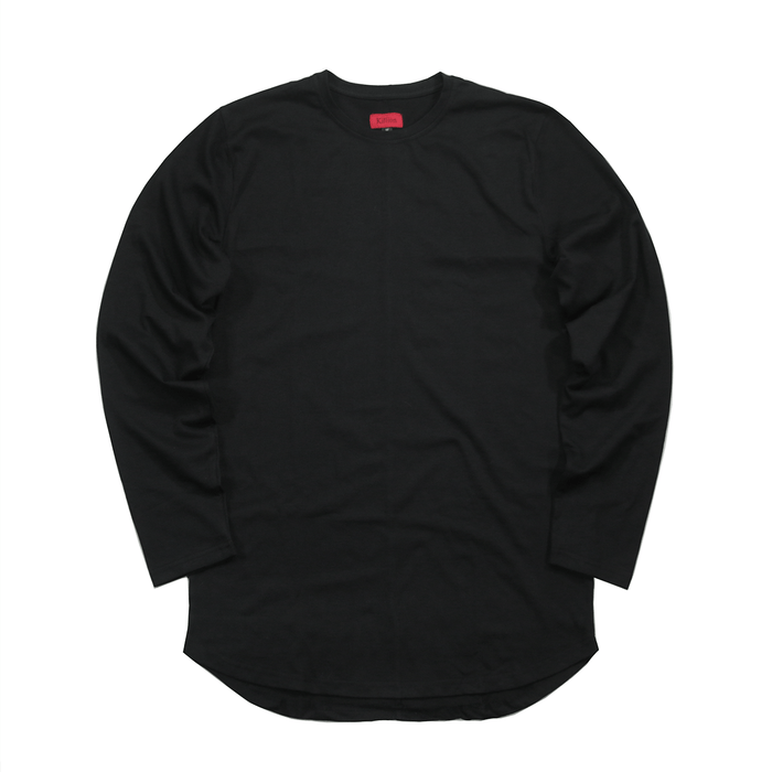 (11.14.19 Release) Standard Issue SI-12 L/S Essential - Black