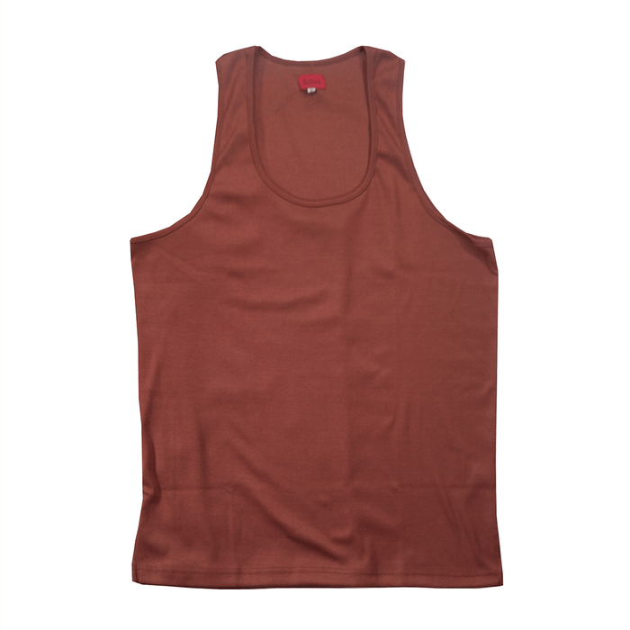 Lightweight Tank Top - Clay Red
