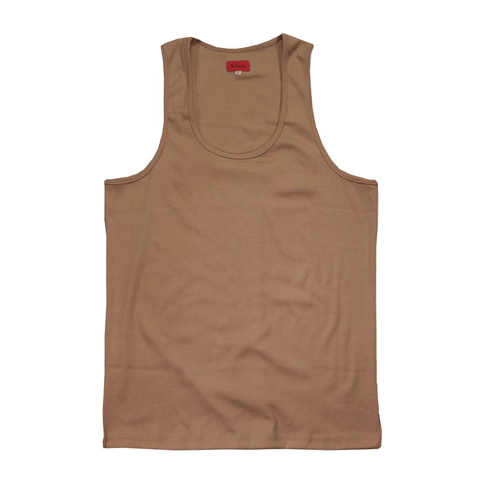 Lightweight Tank Top - Dark Sand