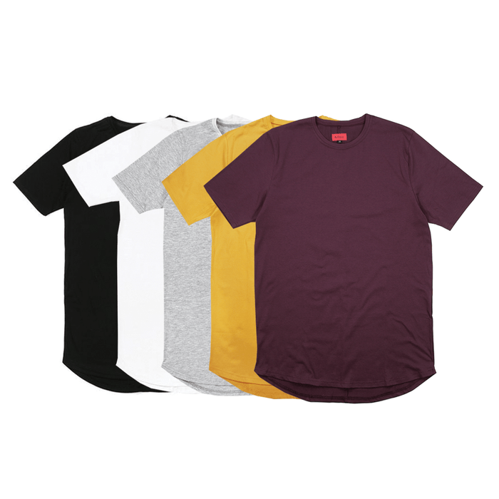 5-Pack SI-12 Essential - Black/White/Heather Grey/Eggplant/Canary (06.18.20 Release)