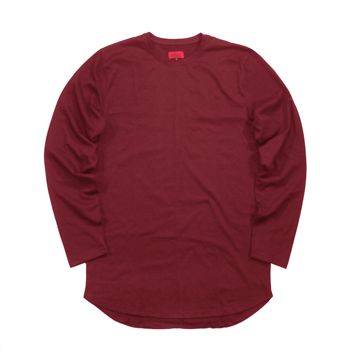 Standard Issue SI-12 L/S Essential - Wine (03.10.20 Release)