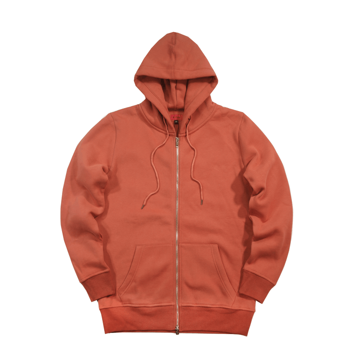 SI Full Zip Hoodie - Copper Rust (05.14.19 Release)
