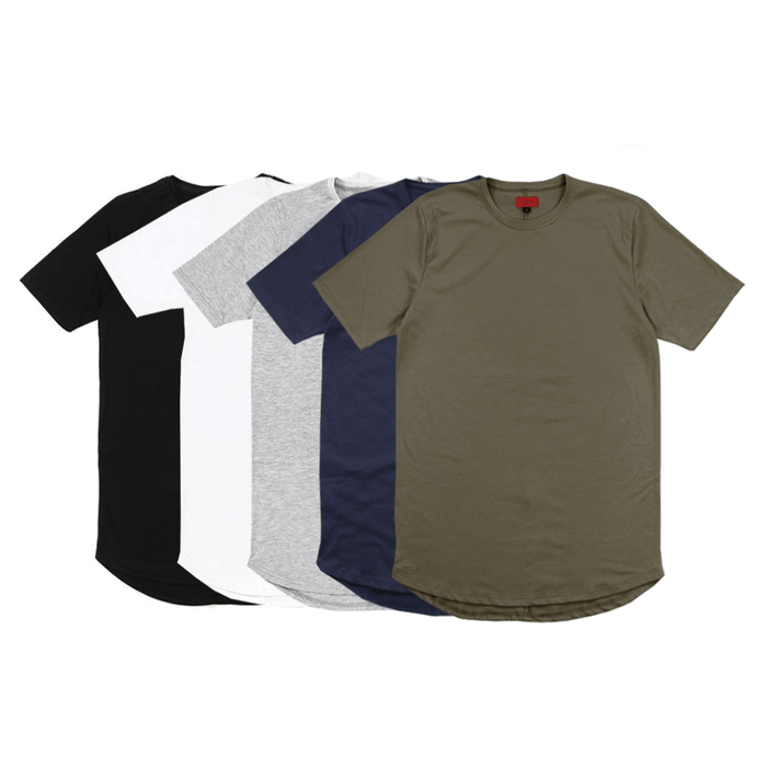 5-Pack SI-12 Essential - Black/White/Heather Grey/Warm Olive/Navy  (01.05.21 Release)