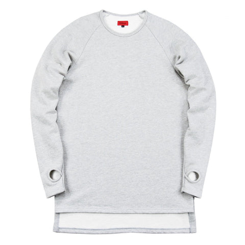 Overlounger 400g Terry - Heather Grey (preorder - archive)