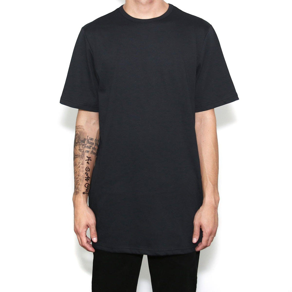 (B-15) Flat Line Basic Essential - Black