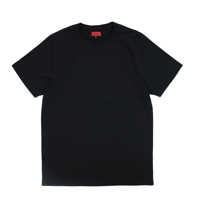 Boxy Fit Essential - Black