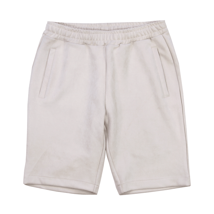 Suede Butter Shorts - Sand