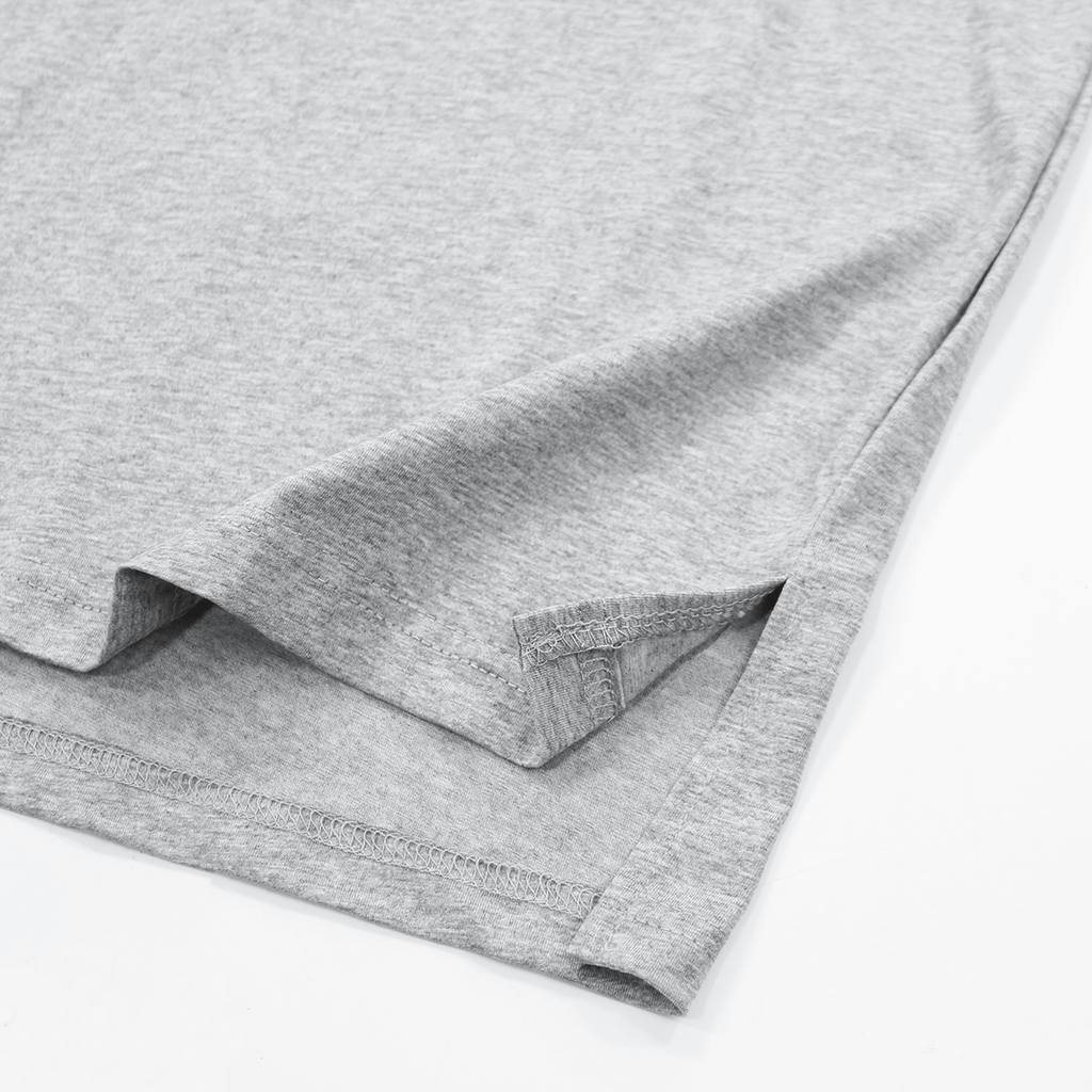 Standard Issue Union Extended Shirt - Heather Grey (New)