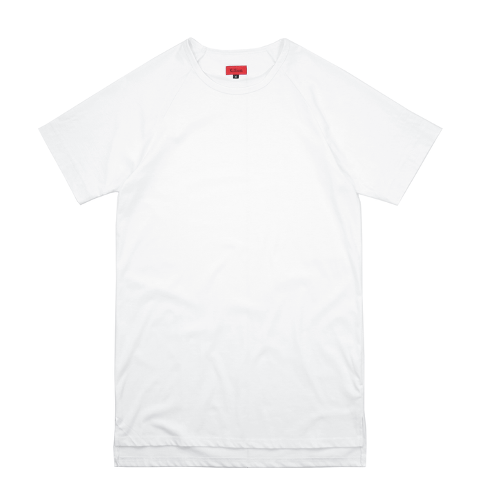 Standard Issue Union Extended Shirt - White (New)