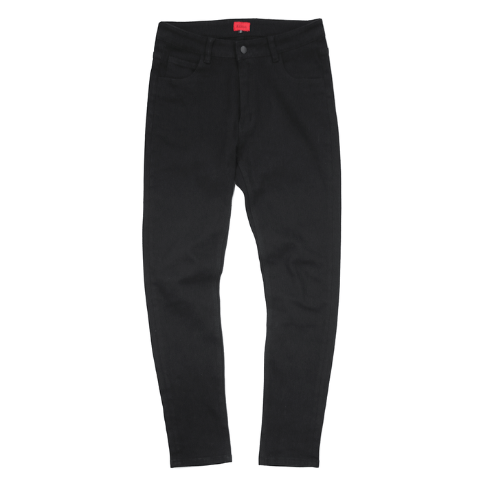 SI 5-Pocket Denim - Pure Black