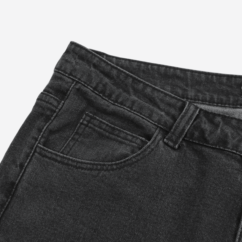 SI 5-Pocket Denim - Dark Grey