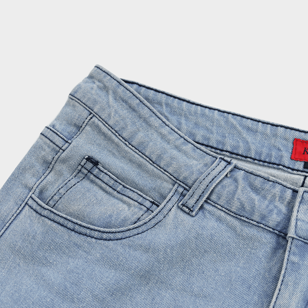 SI 5-Pocket Denim - Light Blue