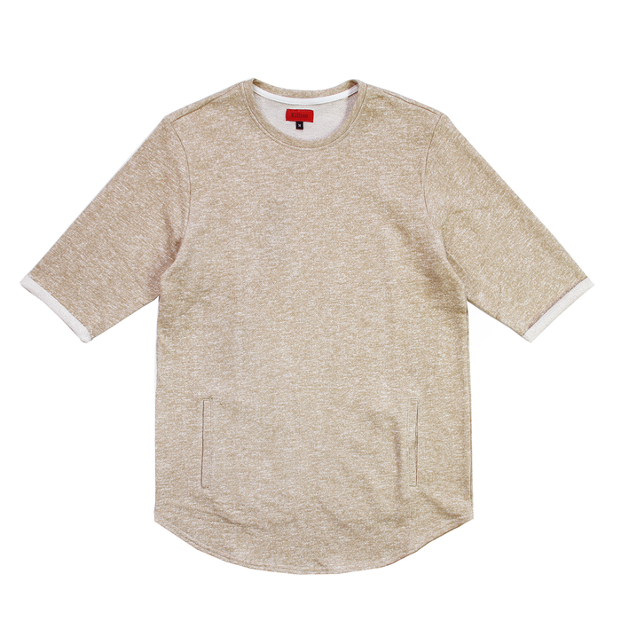 Broome Scoop Lounger - Beige