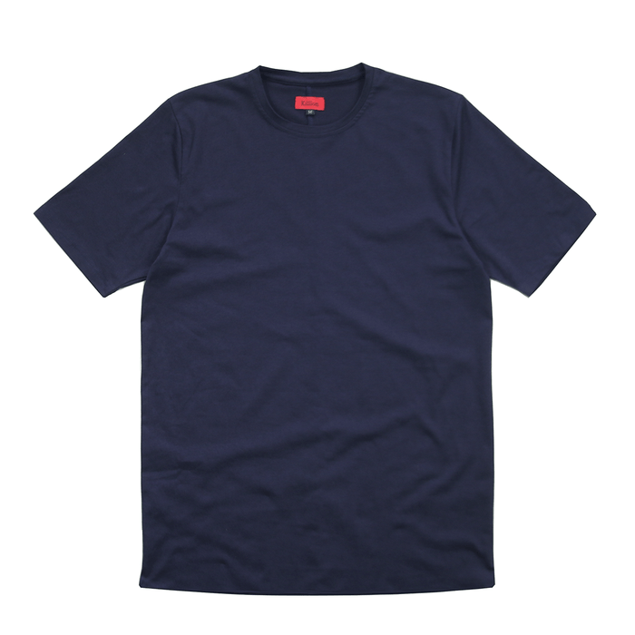 Standard Issue SI-12 Essential Flat-Hem - Navy