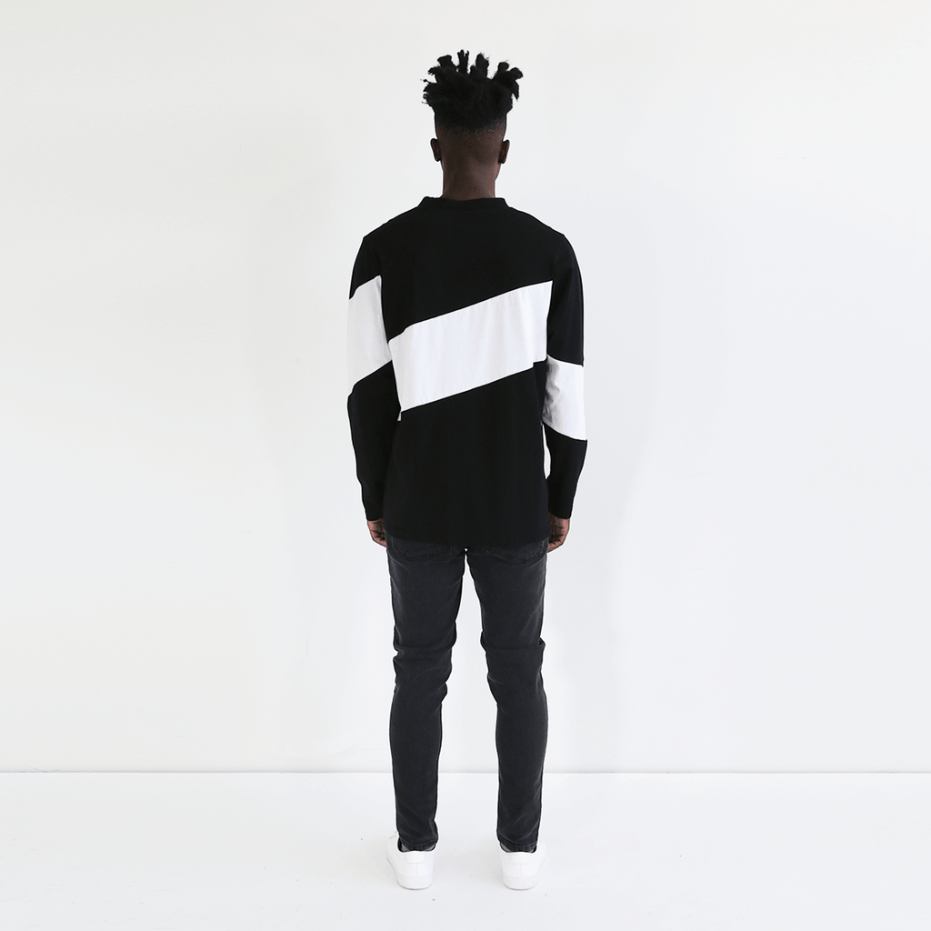 Larchmont Long Sleeve - Black