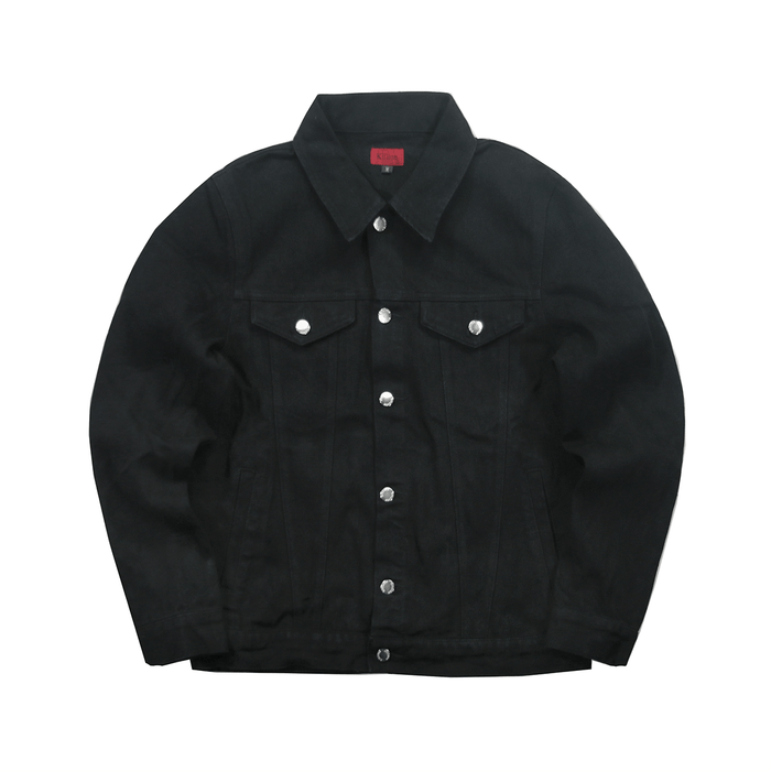 Classic 13oz Denim Jacket - Black (03.25.21 Release)