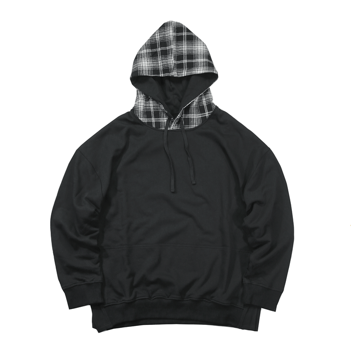 Oshin Oversized Hoodie - Black/White (08.20.20 Release)