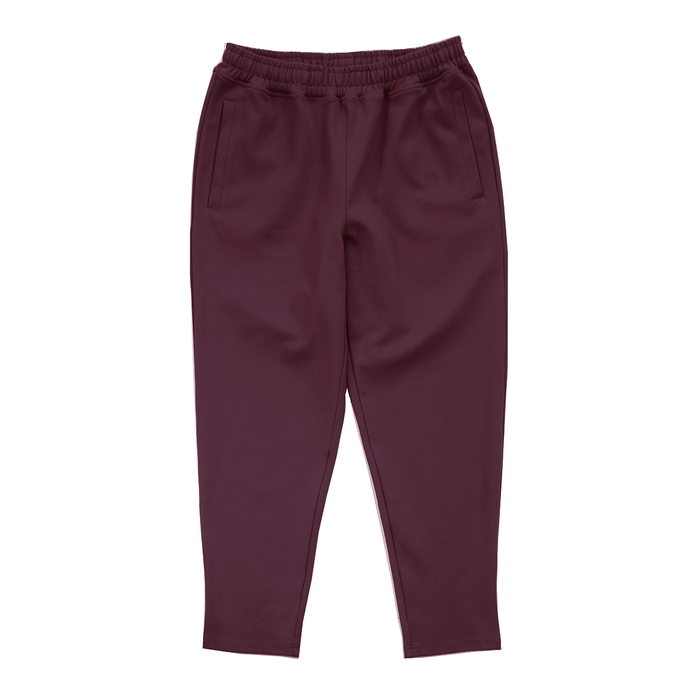Tech Cut-Off Trouser - Wine (09.17.20 Release)