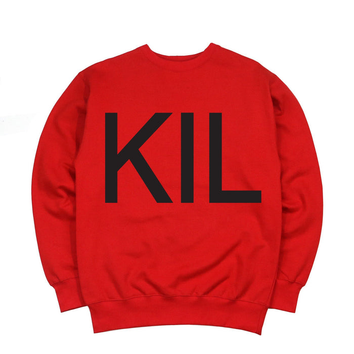 KIL Crewneck - Red