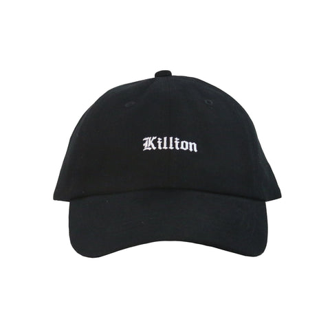 English Dad Hat - Black (Preorder)