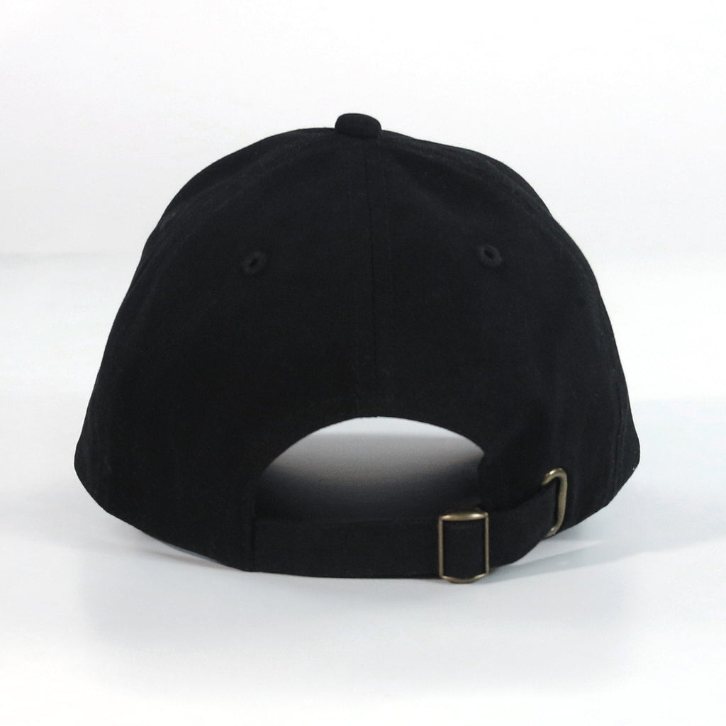 English Dad Hat - Black