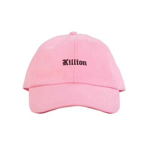 English Dad Hat - Pink (Preorder)