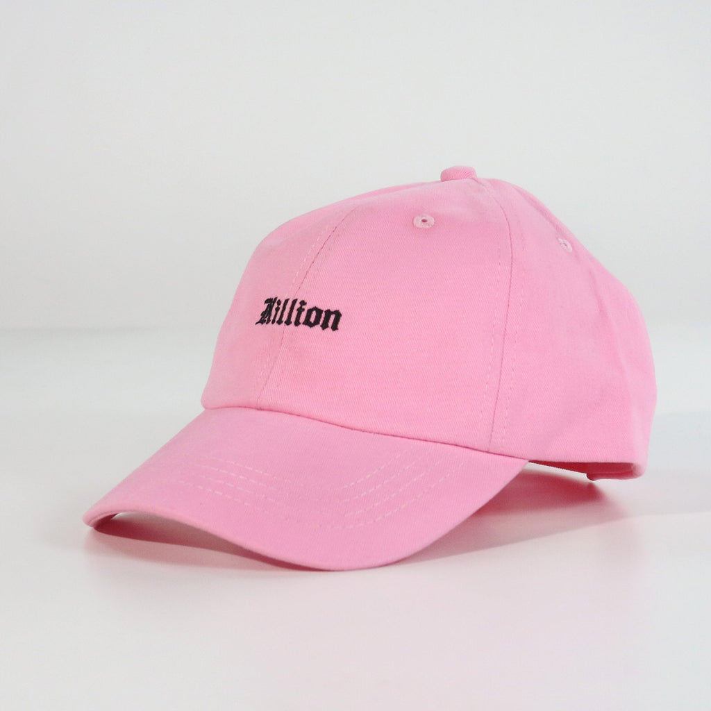 English Dad Hat - Pink